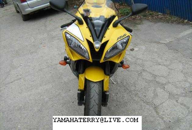 2006 Yamaha R6 50th Anniversary Edition - $3300