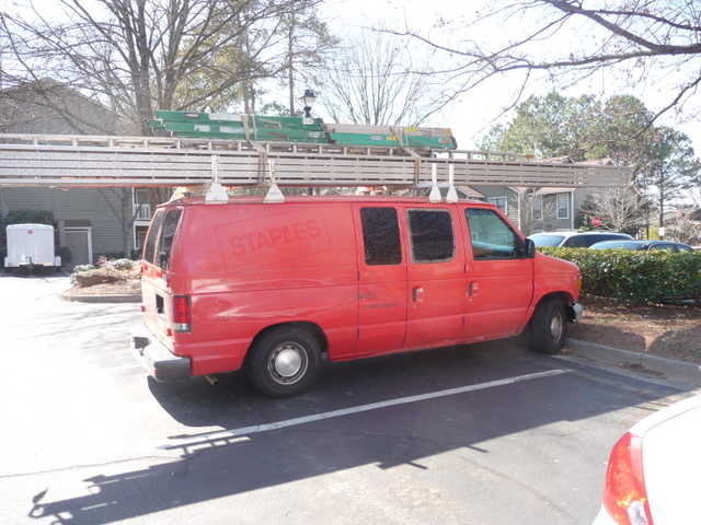 For Sale Van And All Tools For Siding