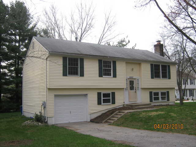 Large Lot Single Family Home In Columbia Md