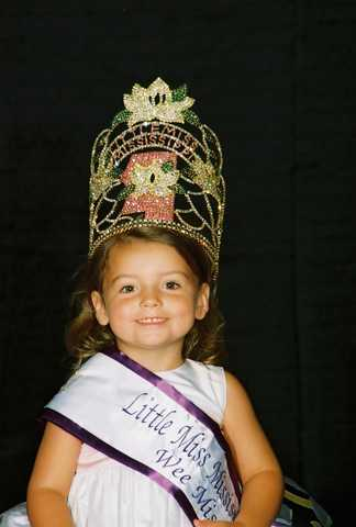 Little Miss Mississippi Pageant