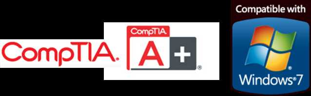 Windows 7, Comptia A+ Certification Training