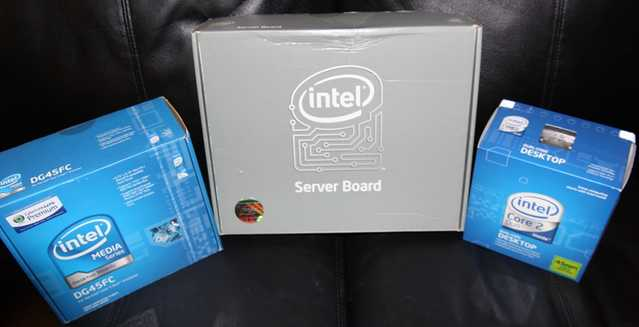 Intel Motherboards And Processor $100 - 360