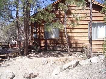 Oldfashion Cabin In The Woods Big Bear Lake