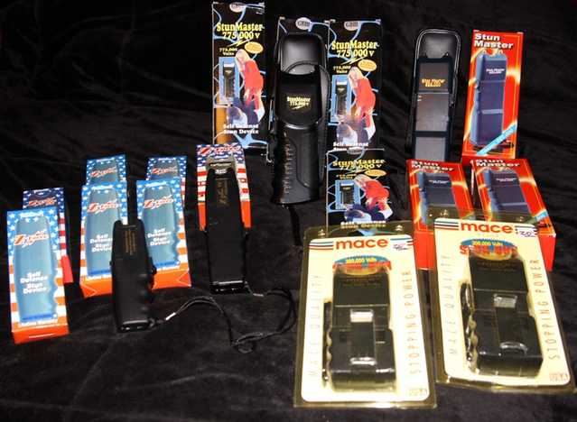 Stun Guns - Safe, Legal And Effective$20 - $30ea