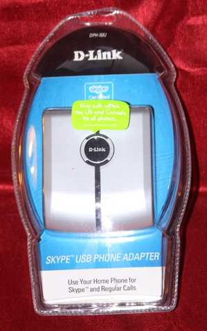 Skype Usb Internet Phone Device $25