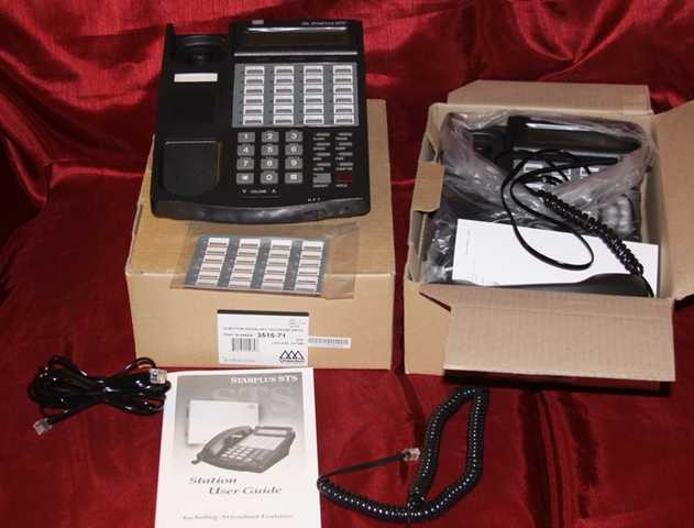 Vodavi Digital Desk Phones New $100ea