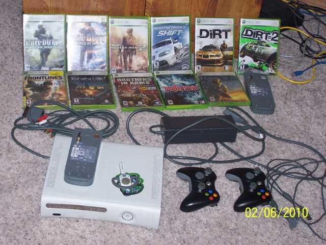 Xbox 360 For Sale (Must Be Paid In Cash)