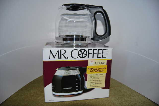 Mr Coffee Carafe Decanter New