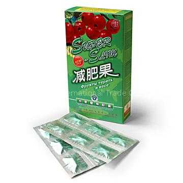 Super Slim Pomegranate 100% Natural Para Rebajar.