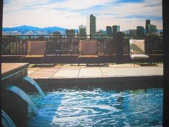 Luxury Rise Condo In Downtown Denver