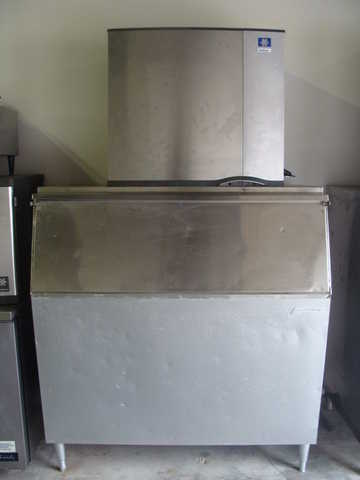 Ice Machines 1100 Lb