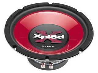 12 Sony Xplod Sub's And 1200 Watt Amp