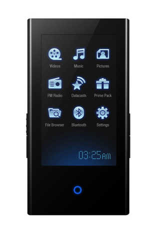Samsung P2 Touchscreen Mp3 Player