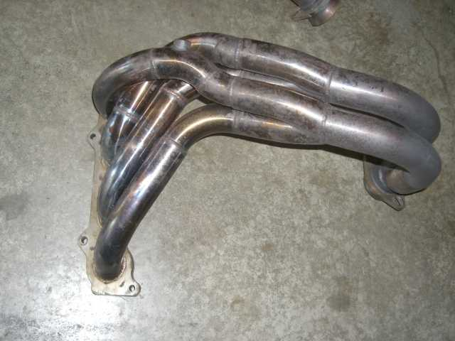 Scion Tc Header And Down Pipe