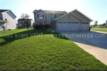 3bed2bath In Shakopee, Large Closets, Deck, Wd