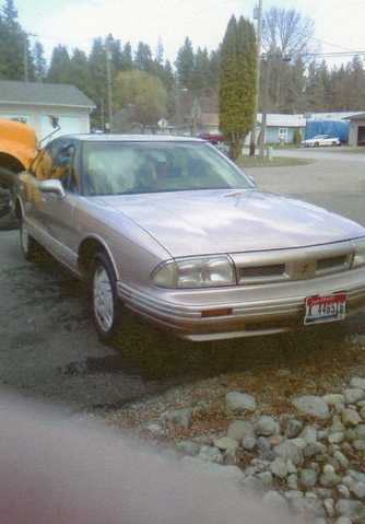 1993 Olds' Eighty Eight