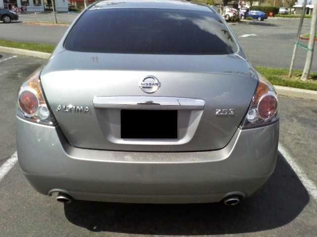 Nissan Altima 2007 Low Milge