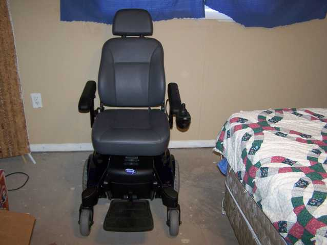 For Sale Pronto M51 Power Chair With Surestep