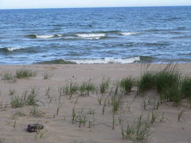 2br Cottage Private Beach Lake Michigan $800 / Week