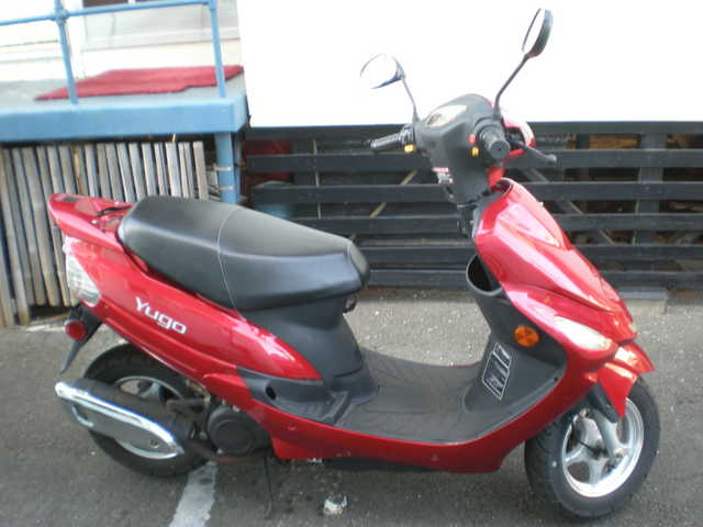 2009 Yugo Moped For Sale