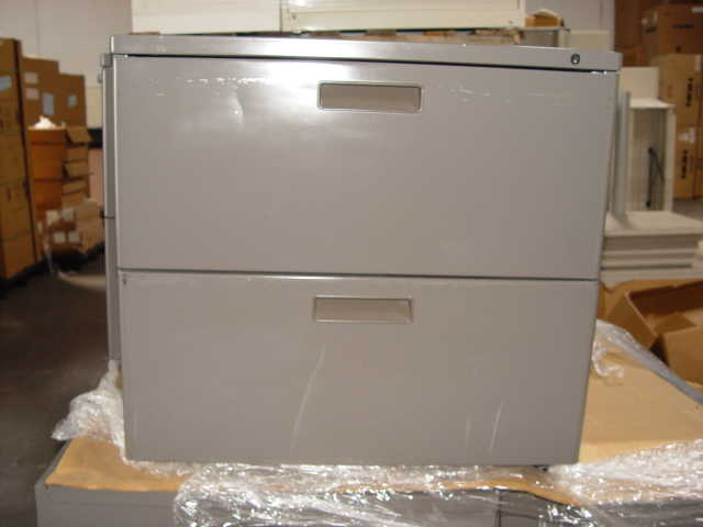 36 And 48 Inch 2 - Drawer Lateral Files