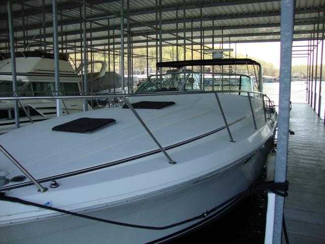 Boat Cruiser Wellcraft Gran Sport Lake Ozark 34ft Twin Big Blocks