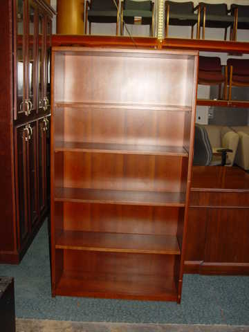 5 - Shelf Bookcase