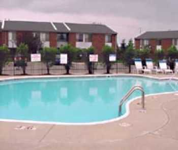 Imlay City Apts W Heated Pool And Playground!