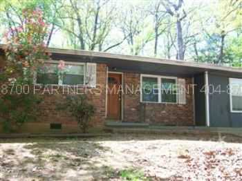 S. Dekalb 5br Brick Ranch Home 1749 Meadowglade