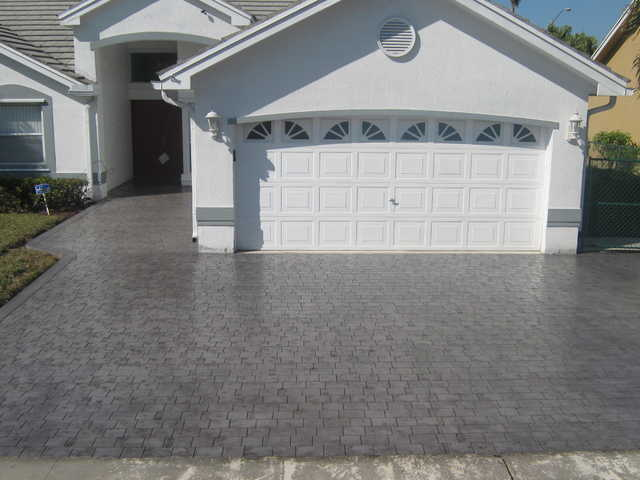Stamped Concrete $4.95 Sq Ft