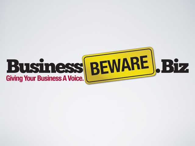Business Beware, Helping Businesses Deal With Problem Customers