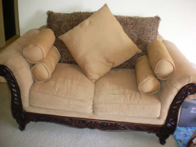Sofa And Love Seat For Sale