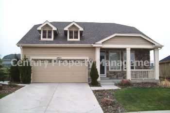 Single Family Rental Home In Broomfield