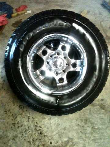 Wheels And Tires For Sale Asap