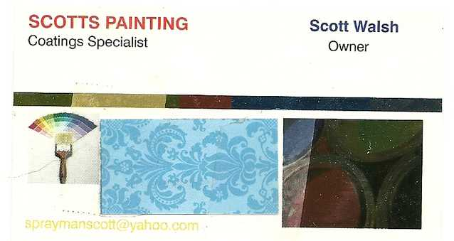 Scotts Painting Co.