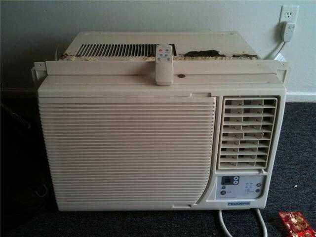 Large Ac Air Conditioner.