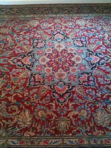 Beautiful Kerman Persian Rug / Carpet For An Unbelievable Price