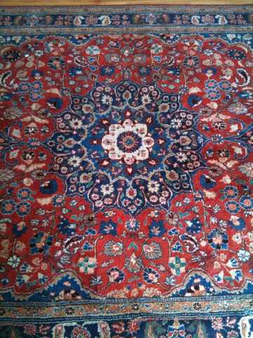 Luxurious Mood Persian Rug / Carpet For Sale - $900