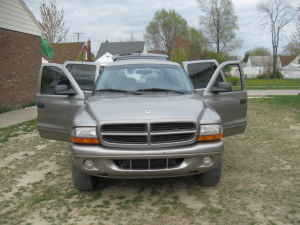 Very Good Condition 2001 Dodge Durango $2900
