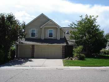 Golf Course Home In Castle Pines North