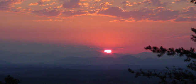 Stunning Sunsets, Breathtaking Views, Creeks And Streams - W. Nc