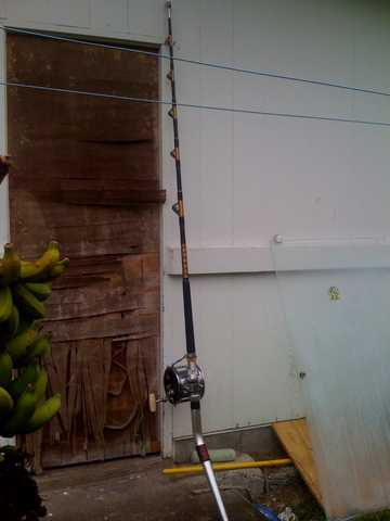 Fishing Pole For Boat
