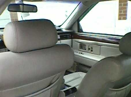 1996 Cadillac Deville With Leather Seats And Interior