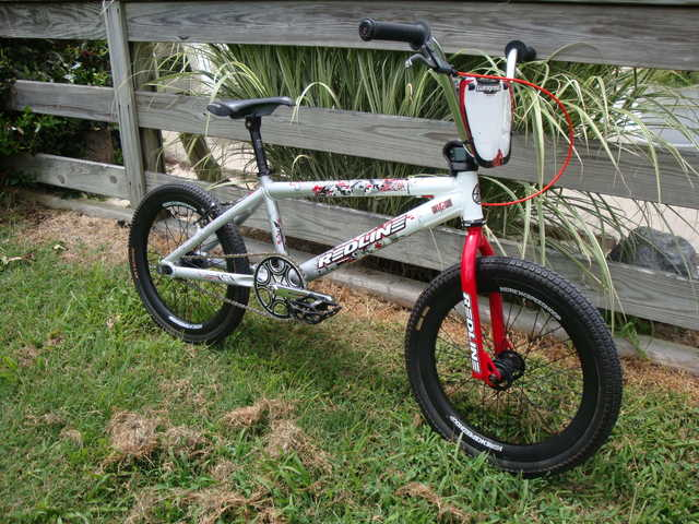 Redline Bmx Racing Bike