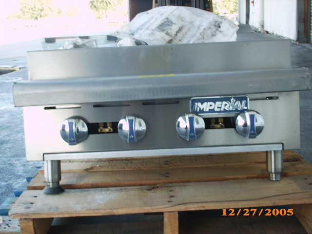Imperial Irb - 24 Char - Broiler $1500