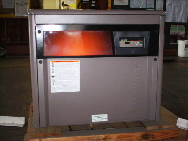 Hayward Pool Heater H350idl 1000 New Hayward Pool