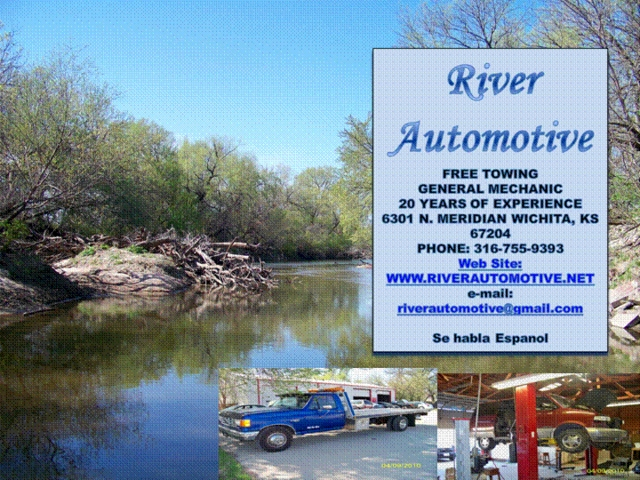 Free Local Towing To Repair Shop. River Automotive Llc