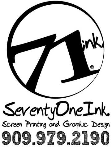 Seventy One Ink Screen Printing And Graphic Design