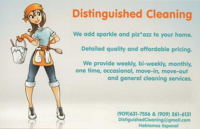 Distinguished Cleaning