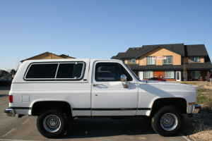 1989 Gmc Jimmy Full Size 4x4